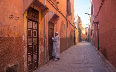 Marrakech, d'hier et d'aujourd'hui