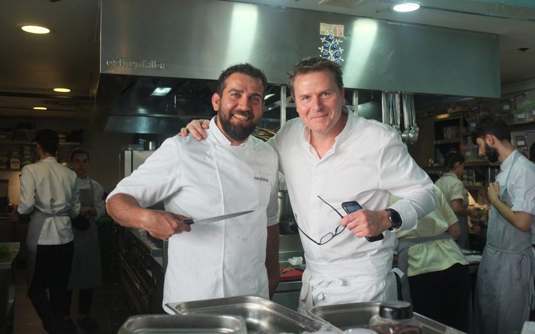 La nouvelle cuisine anatolienne de Maksut Askar