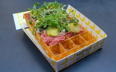 «Gaufres & Waffles»: La gaufre version Mattagne