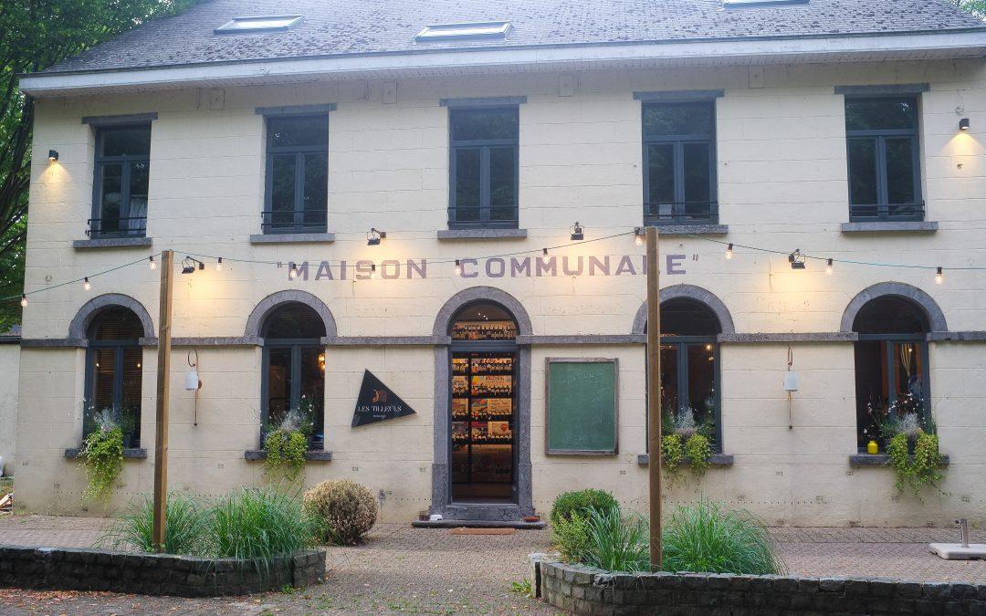 «Les Tilleuls»: brasserie familiale à Céroux-Mousty