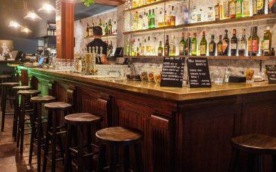 «Bélier»: Bar à manger en plein centre de Bruxelles