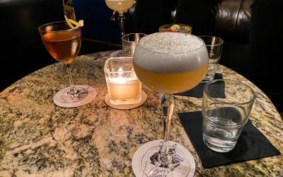 Cocktails rétro chez Edgar's Flavors