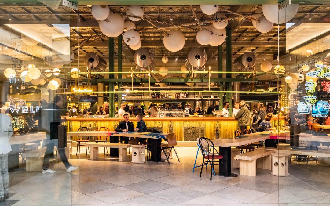 «Wolf»: Bruxelles compte enfin son premier food market!
