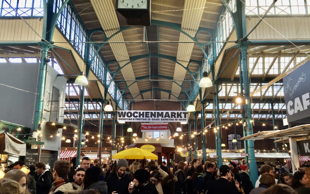 Petit tour des food markets à travers le monde