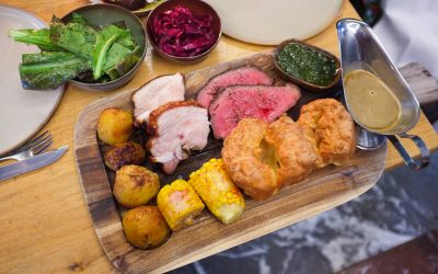 « Sail & Anchor »: Un vrai Sunday roast à Anvers!