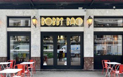 «Bobbi-Bao»: des baos et un lieu culturel au centre de Bruxelles