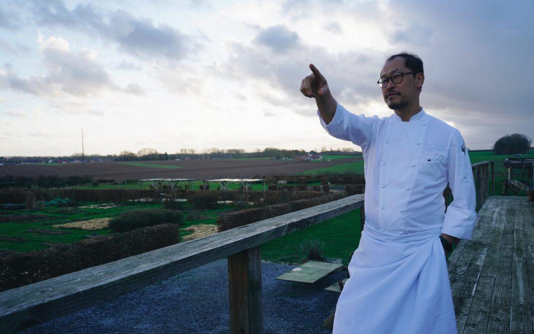 Futur de la gastronomie 1: Sang-hoon Degeimbre ou le modèle de l'autonomie alimentaire