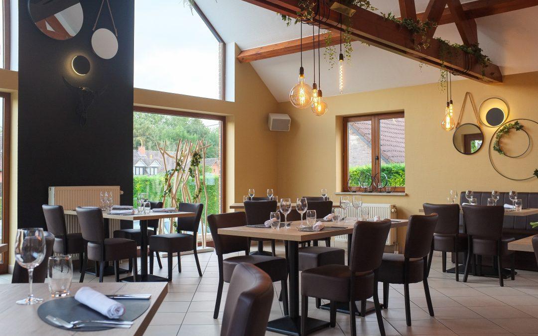 «Villa BK», nouvelle table à Jodoigne