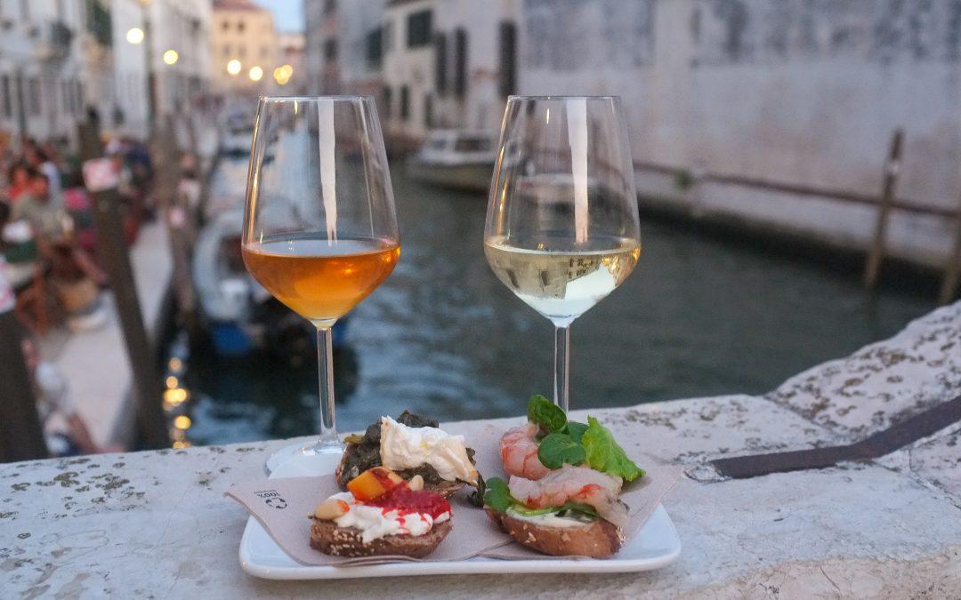 Venise en mode «magna e bevi»