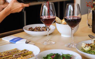 Damien Brunet de retour à la Winery