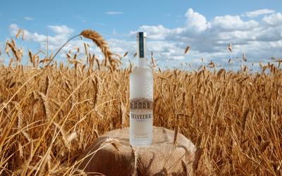 Belvedere Heritage 176: une «vodka» de seigle malté