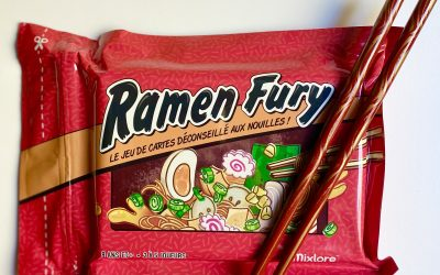 «Ramen Fury», un jeu pas pour les nouilles