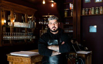 Georges Baghdi Sar, de la Syrie à Bruxelles