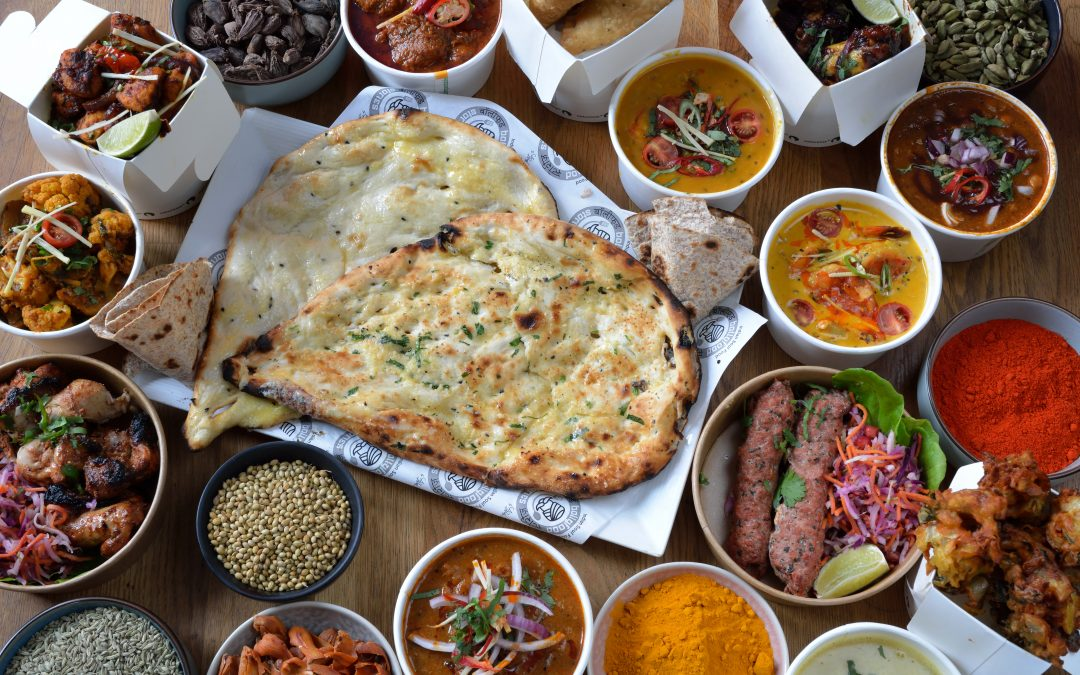 Bollyfood Stories, la cuisine indienne en mode street food