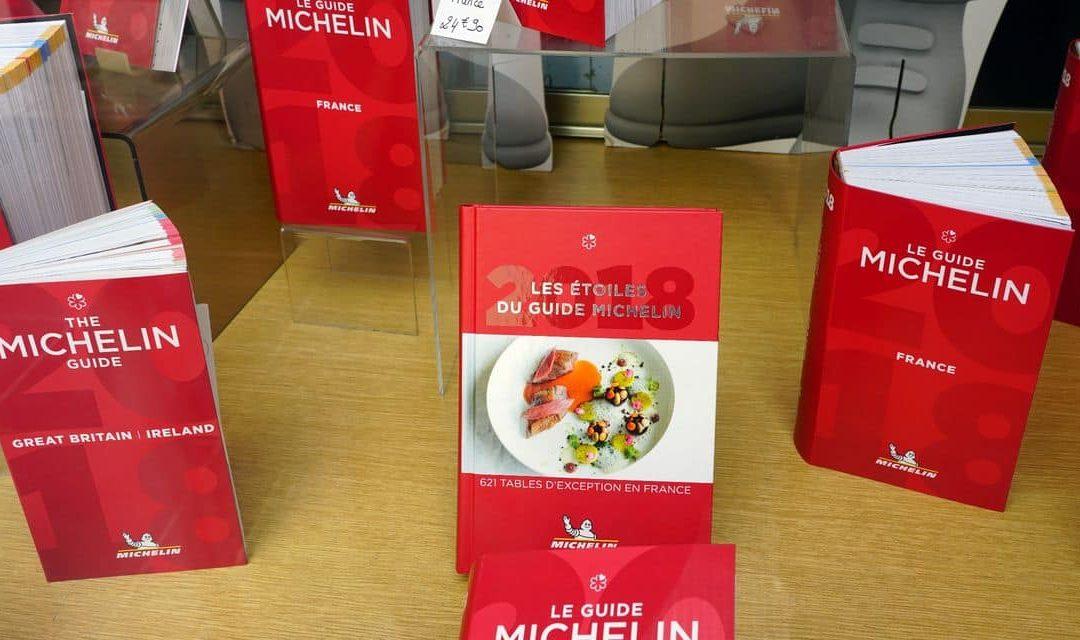 Werner Loens (Michelin): « On se pose la question de l'avenir du guide papier »