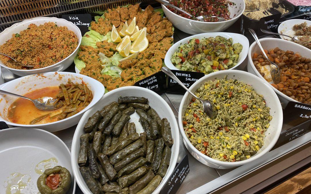 Lézzet, cuisine turque familiale