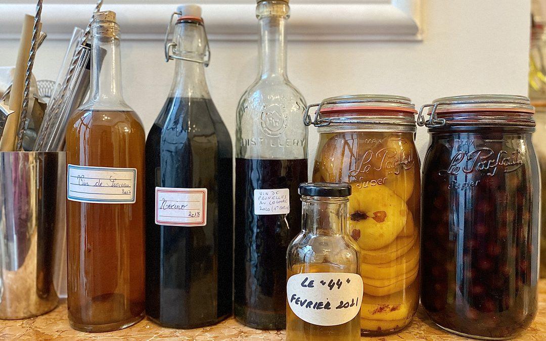 Elixirs maison