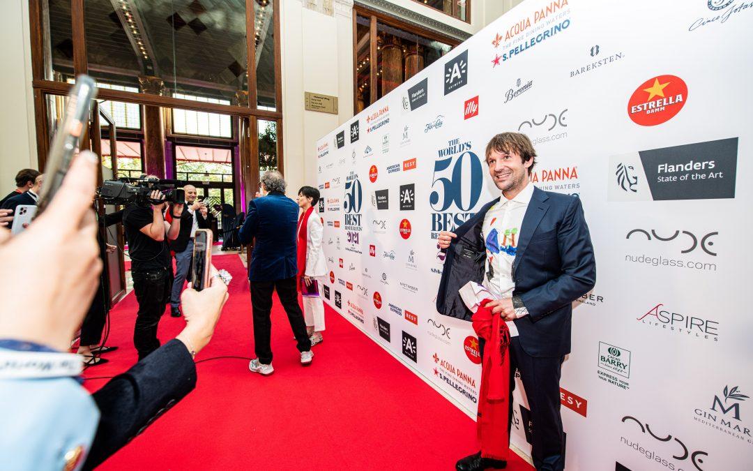 Le «Noma» retrouve la première place du Fifty Best