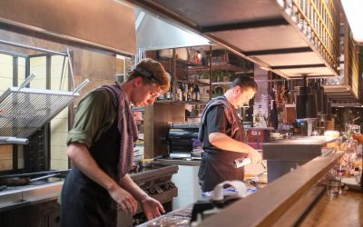 «Bar Bask»: une table Rock'n'Basque à Gand